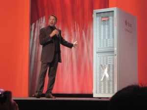Larry With Exadata