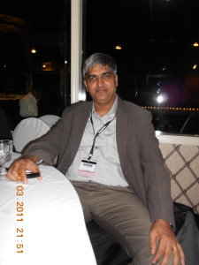 Murali Subramanian, GM Oracle , India